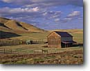 Stock photo. Caption: Barn along Highway 46   near Shandon San Luis Obispo County California -- united states america barns rustic ranch ranches farming farm building buildings central valley