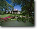 Stock photo. Caption: Live oaks Houmas House Plantation and Gardens Highway 942, River Road, Darrow St. James Parish, Louisiana -- historical scenic destination destinations landmark landmarks attraction spring homes houses building buildings tourist attractions plantations national home sunny luxury wealth wealthy garden clear elegant elegance scenics formal flowers tours historic