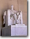Stock photo. Caption: Lincoln Memorial Washington D. C. USA -- americana nostalgic nostalgia united states america historic historical building buildings statues capitols cityscape cityscapes government power politics memorial memorials district columbia president