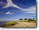 Stock photo. Caption: Murphy Island Mouth of South Santee River Santee Coastal State Reserve Charleston County, South Carolina -- united deep south southern states america river rivers lowcountry swamp swamps swampy pristine estuarine estuary estuaries unspoiled ecosystem ecosystems bottomland bottomlands riparian wetlands creeks lowland lowlands tranquil tranquility shore  reserves