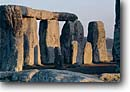 Stock photo. Caption: Stone monuments Stonehenge Wiltshire England -- Keywords: landmark landmarks monument mysterious prehsitoric historic historical british tourist attraction attractions famous earthworks world heritage site sites ancient archeology stones neolithic excavation excavations clear imposing grand destinations scenic