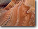 Stock photo. Caption: Navajo sandstone designs Paria Canyon   -Vermilion Cliffs Wilderness Colorado Plateau, Arizona -- swirls swirling pattern patterns wildernesses eroded united states america balance erosion eroded wind hot arid weathered weathering plateaus desert deserts southwest southwestern spring the wave petrified sand dunes backcountry red rock country