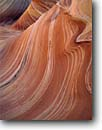 Stock photo. Caption: Navajo sandstone designs, Coyote Buttes Paria Canyon-Vermilion  Cliffs Wilderness Colorado Plateau,  Arizona -- pattern patterns wildernesses eroded united states america erosion eroded hot arid  plateaus desert deserts southwest southwestern design designs canyons narrow artistic nature swirls swirly wave red rock country