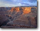 Stock photo. Caption: Colorado River in Marble Canyon   from Buck Farm Point Grand Canyon National Park Colorado Plateau,  Arizona -- canyons vast vista magnificent dramatic light rivers parks vacation travel destination destinations southwest Plateaus southwestern desert deserts cool arid united states america world heritage site sites landscape landscapes red rock country