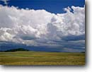 Stock photo. Caption: Summer storm clouds White Mountains Apache National Forest Colorado Plateau, Arizona -- forests mountain ranges united states america landscape landscapes purity stormy cloud cumulous cumulus nimbus monsoon monsoons thunderhead thunderheads prairie prairies weather meadow meadows looming above ominous threatening