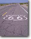 Stock photo. Caption: Historic Route 66 Bagdad San Bernardino County Mojave Desert,  California -- united states america landscape landscapes  west western icon landmark landmarks famous routes highway road roads highways mohave byway american sixtysix sixty