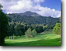 Stock photo. Caption: Mill Valley Golf Course Mill Valley Mount Tamalpais Marin County,  California -- united states america west pacific  golfing recreation fairway fairways links