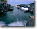 Stock photo. Caption: Leland Harbor Leelanau Peninsula Lower Peninsula Michigan -- united states america great island  bays lakes tourist travel destination destinations pleasure craft crafts boat boats harbors harbour harbours recreation boating vacation leisure building buildings lakeshore scenic scenics landscape landscapes summer