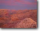 Stock photo. Caption: The Little Grand Canyon San Rafael Swell Colorado Plateau Utah -- united states america slickrock canyon country sandstone parks landscape landscapes tourist destination destinations eroded erosion desert deserts anticline anticlines upheaval clouds color sunset sunrise rock canyons plateaus