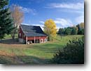 Stock photo. Caption: Barn Merrill Lincoln County Wisconsin -- america tourist travel landscape landscapes scenic scenics byway byways backroads backroad barns farms rural  pastoral country living family tractor autumn fall road roads building buildings nostalgia bucolic farming ranching  ranch tractors implements