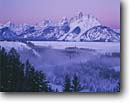 Stock photo. Caption: Snake River and the Teton Range   from Snake River Overlook Grand Teton National Park Rocky Mountains,  Wyoming -- united states rockies mountain winter snow frozen peaks wind swept freezing snowy wintery parks cold america landscape landscapes tetons alpenglow frigid scenic scenes views view rivers overlooks landmark landmarks famous