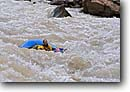 Stock photo. Caption: Rafting at Horn Rapid Colorado River, Grand Canyon Grand Canyon National Park Colorado Plateau,  Arizona -- southwest raft rafts white water america united states adventure outdoor trip rapids submerged boat boats boaters wild underwater whitewater rivers running parks people
