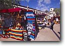 Stock photo. Caption: Vendors Old Town San Diego Old Town State Historic Park San Diego, California -- united states america destination destinations tourist attraction attractions historical parks building buildings shopping people district shop street wares southern