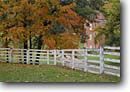 Stock photo. Caption: Sugar maples and Watkins Woolen Mill Watkins Woolen Mill State Park   and State Historic Site Clay County, Missouri -- historical destination destinations attractions fall autumn tourist attraction midwest parks history building buildings houses homes home american sites nostalgia fence white fences farms ranch ranches living mills scenic scenics