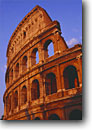 Stock photo. Caption: Colosseum Rome Italy Europe -- international travel italian european pre christian archeologiacal archeologic ancient attractions attraction destination destinations arena architecture enduring symbol durable feature world famous building buildings historic historical history Coliseum