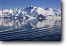 Stock photo. Caption: Icebergs near Cape Roget Mount Herschel Admiralty Mountains,  Ross Sea Southern Ocean,  Antarctica -- Keywords: iceberg icebergs severe extreme weather climate global warming international research south pole continent southern coastal glacial coastal coast snow